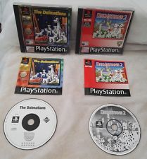 The Dalmatians & Dalmatians 2 (Sony PlayStation 1 game bundle)