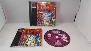 Super Puzzle Fighter II Turbo PS1 (Sony PlayStation 1) game