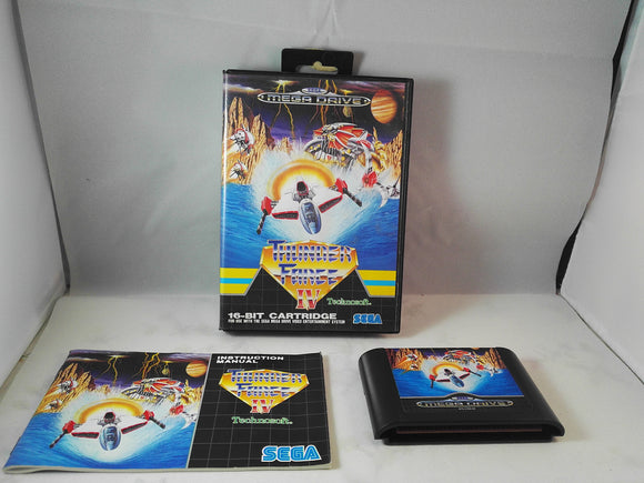Thunder Force IV (Sega Mega Drive) game