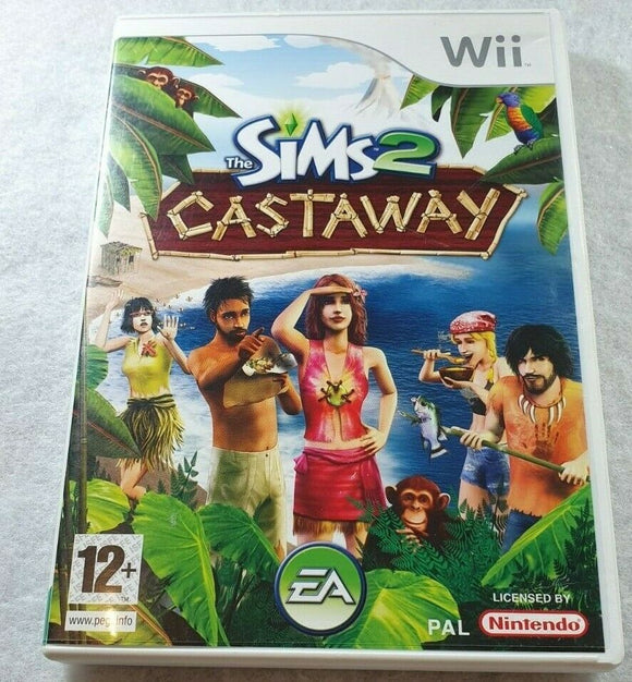 The Sims 2: Castaway (Nintendo Wii, 2007)