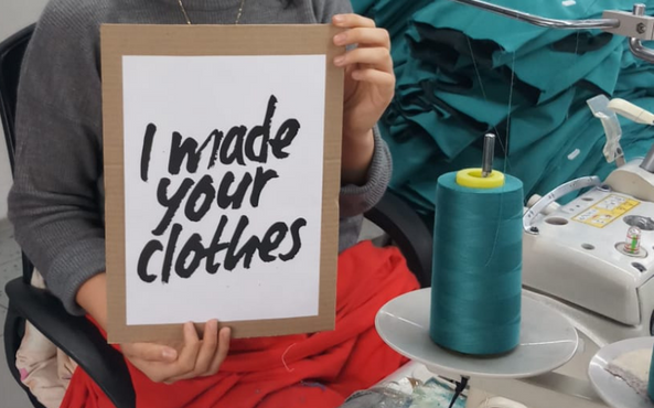 """I Made Your Clothes"": Fashion needs to change. In a big way."