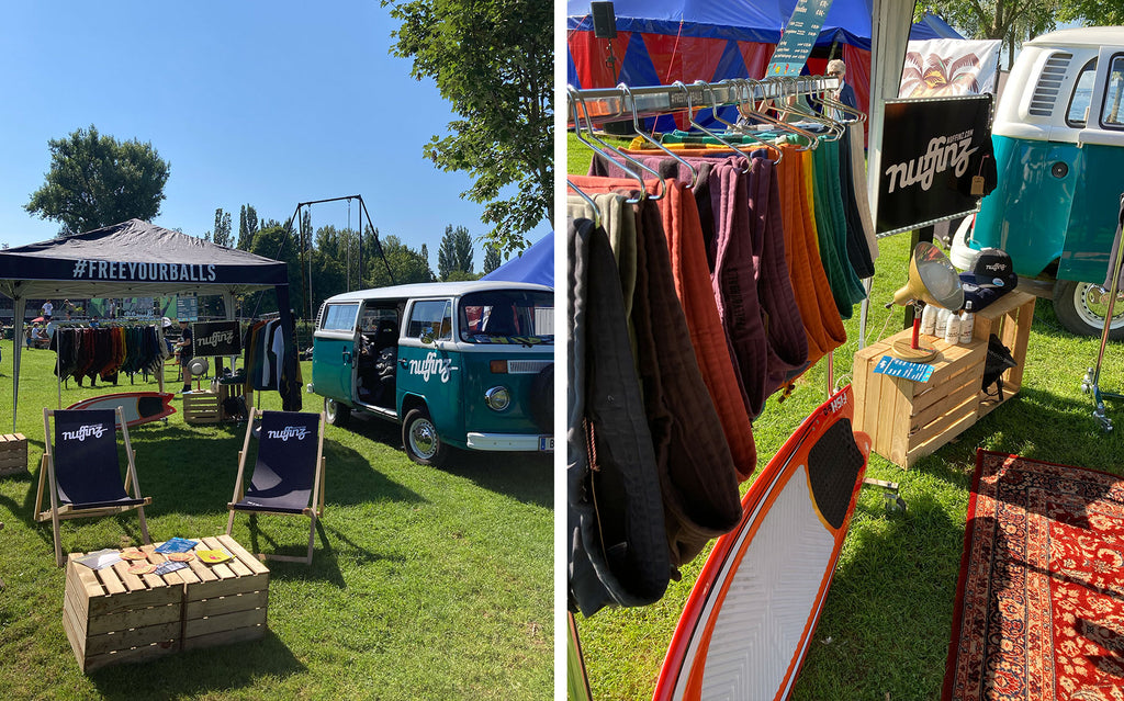 Nuffinz Pup-up Store at Freakwave Parade Bregenz