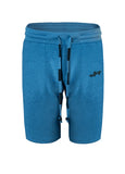 Nuffinz Shorts Organic Cotton The Bluesteel Unicolor
