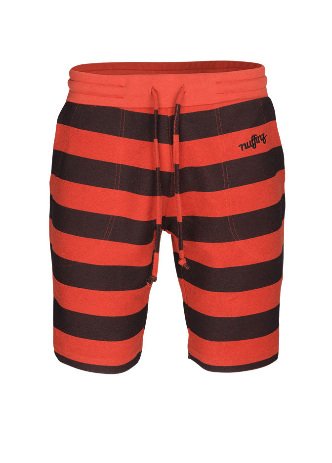 nuffinz the tiger striped shorts