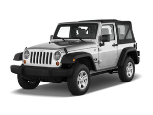 Jeep Wrangler (2009) Plug 'n Play Kit [With Cell Phone Control & GPS] + 1 Year Service Included
