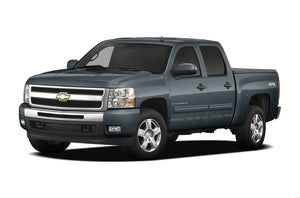 Chevrolet Silverado 1500 (Premium Package) (2007-2013) Remote Car Starter Plug 'n Play Kit