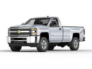 Chevrolet Silverado 3500 (Standard Key) (2015-2018) Remote Car Starter Plug 'n Play Kit