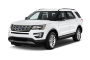 Ford Explorer (2017) Car Starter Remote Start 100% Plug 'n Play Kit