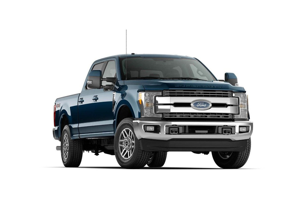 Ford Super Duty (2017) Car Starter Remote Start 100% Plug 'n Play Kit [With Cell Phone Control & GPS + 1 Year Service]