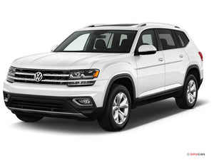 Volkswagen Atlas (Standard Key) (2018) Remote Car Starter Plug 'n Play Kit