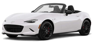 Mazda MX-5 Miata (Push to Start Manual) (2016-2018) Remote Car Starter Plug 'n Play Kit