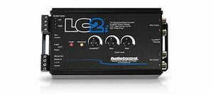 FORD OEM 8 INCH SCREEN AMPLIFIED RADIO AUDIO CONTROL LC2I  CONVERTER FOR SUB AMP INSTALL