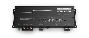 AudioControl ACM-1.300 Monoblock Micro Amplifier with Accubass
