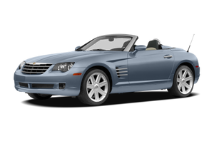 Chrysler Crossfire (Standard Key) (2008) Remote Car Starter Plug 'n Play Kit