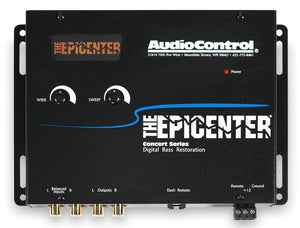 AudioControl The Epicenter Concert Series Digital Bass Restoration Processor