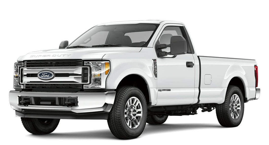 Ford F-350 (2018) Car Starter Remote Start 100% Plug 'n Play Kit [With Cell Phone Control & GPS + 1 Year Service]