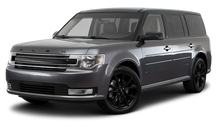 Ford Flex (2015) Car Starter Remote Start 100% Plug 'n Play Kit [With Cell App & GPS]