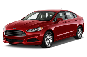 Ford Fusion (2016) Car Starter Remote Start [NO HORN HONK + 1500 ft. Remote] 100% Plug 'n Play Kit