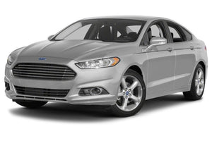 Ford Fusion (2015) Car Starter Remote Start 100% Plug 'n Play Kit [With Cell App & GPS]