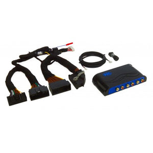 2013-2018 FORD VEHICLES EQUIPPED WITH 8.4 SONY SYSTEM PLUG & PLAY UPGRADE FOR AFTERMARKET AMPS