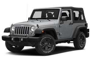 Jeep Wrangler (2014) Plug 'n Play Kit [With Cell Phone Control & GPS] + 1 Year Service Included