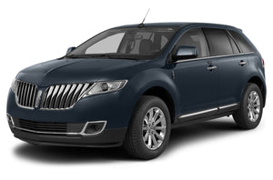 Lincoln MKX (2013) Car Starter Remote Start 100% Plug 'n Play Kit [With Cell App & GPS]