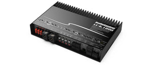 AudioControl LC-6.1200 High-Power 6 Multi-Channel Amplifier with Accubass With Ford Harness