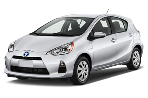Toyota Prius C (Hybrid G Key) (2012-2014) Remote Car Starter Plug 'n Play Kit