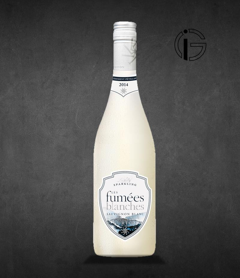 Les Fumées Blanches Lightly Sparkling 2018 - France 🇫🇷