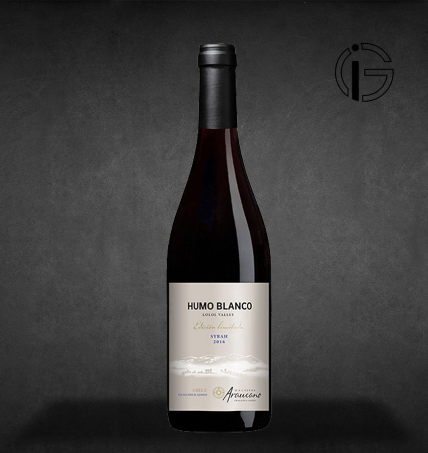 Humo Blanco limited edition Syrah Organic 2017 - Chile 🇨🇱