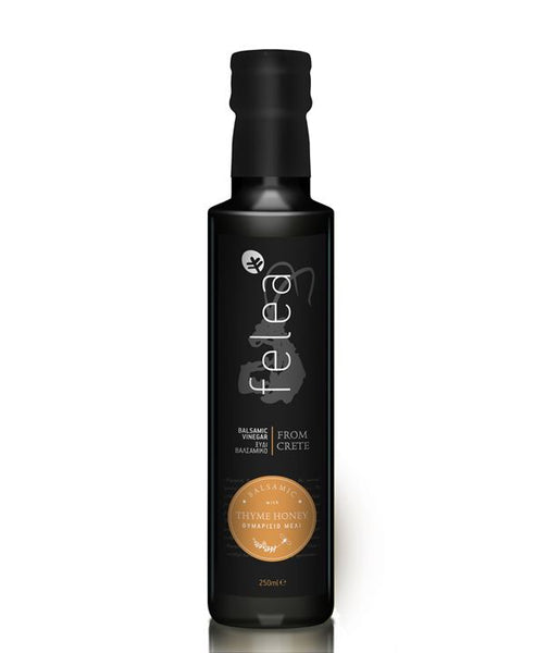 Feleagoods Balsamic Vinegar With Thyme Honey 250 ml