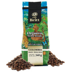 COLOMBIAN ORGANIC SIERRA NEVADA COFFEE