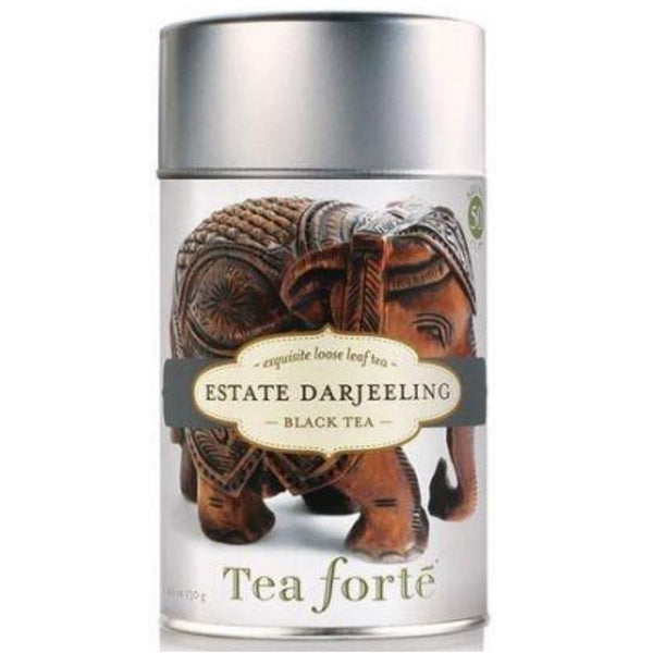 Estate Darjeeling Loose Leaf Organic Tea Canister
