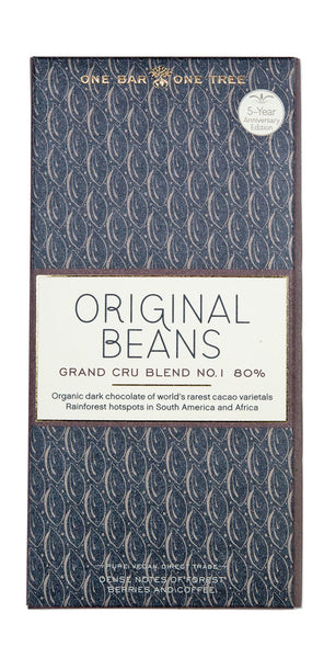 Grand Cru  Blend NO. 1 Bar  (80%) 70 gr.