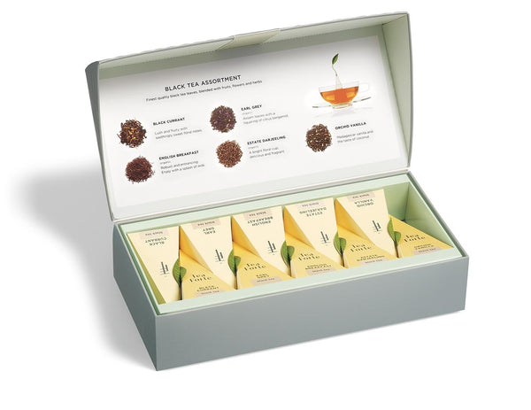 Petite Presentation Box Black Tea Assortments