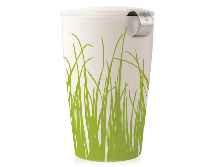 KATI STEEPING CUP & INFUSER SPRING GRASS