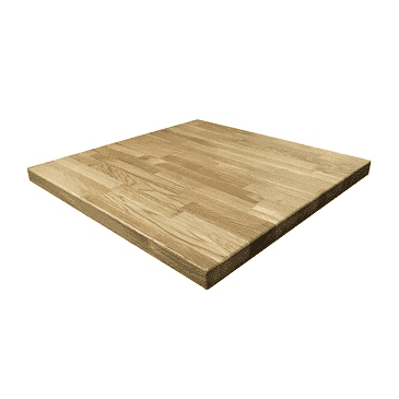 Fine American White Oak Natural Finish Butcher Block Table Tops Beutiful Home Inspiration Cosmmahrainfo