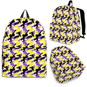 Backpack - Non-Binary Camouflage