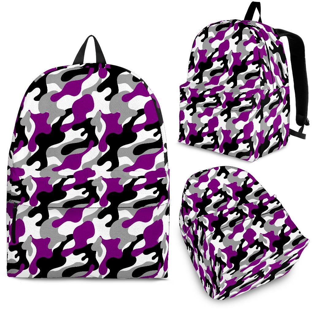 Backpack - Asexual Camouflage