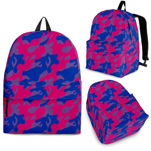 Backpack - Bisexual Camouflage