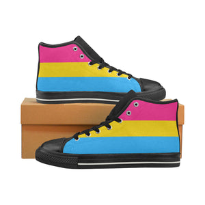 High Tops - Pansexual Flag Horizontal