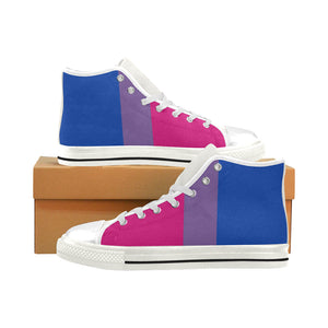 High Tops - Bisexual Flag Vertical