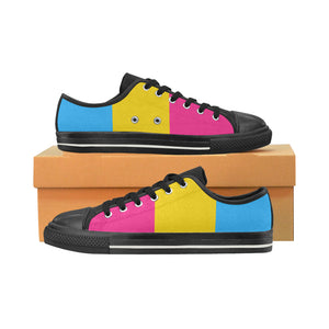 Low Tops  - Pansexual Flag Vertical