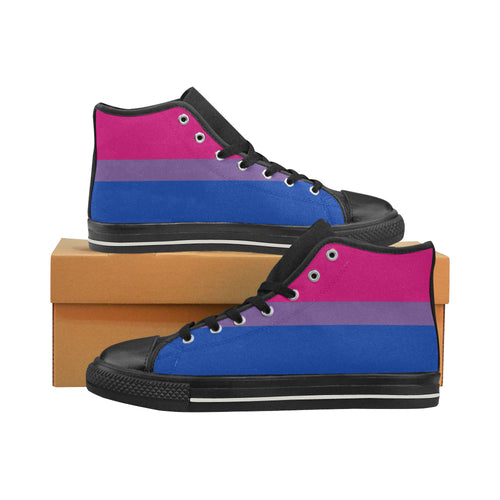 High Tops - Bisexual Flag Horizontal