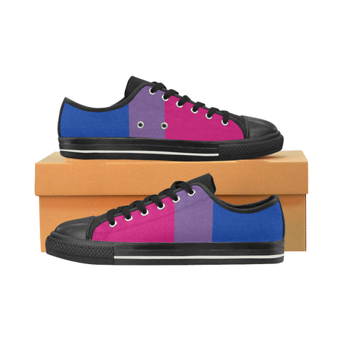 Low Tops  - Bisexual Flag Vertical