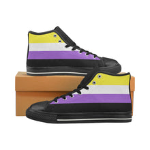 High Tops - Non-Binary Flag Horizontal
