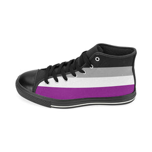High Tops - Ace Flag Horizontal