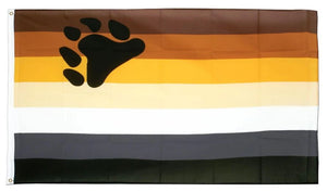 Flag - Bear Pride