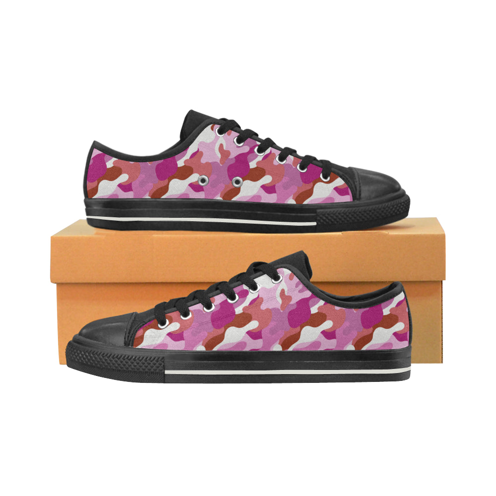 Low Tops  - Lesbian Camouflage