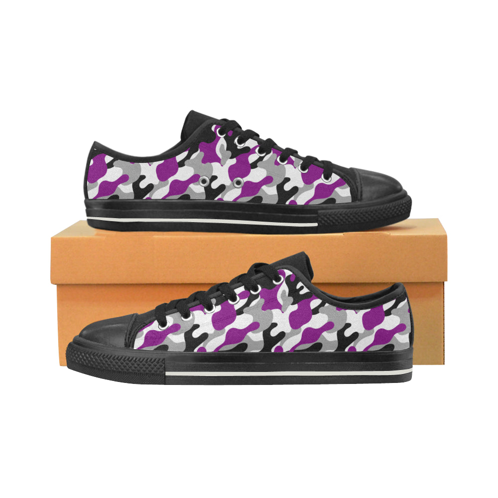 Low Tops - Ace Camouflage